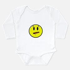 Sanchez Long Sleeve Infant Bodysuit