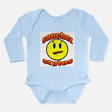 Sanchez Styles Long Sleeve Infant Bodysuit