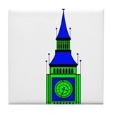 Big ben Drink Coasters