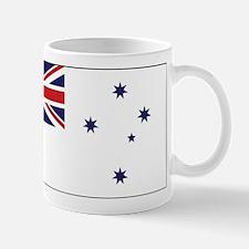 Australia Naval Ensign Mug