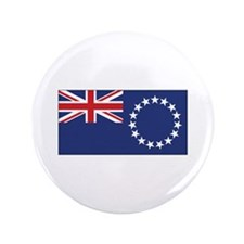 "Cook Flag 3.5"" Button (100 pack)"