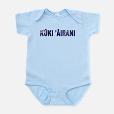 Cook (Maori) Infant Bodysuit