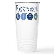 Respect Life Travel Mug