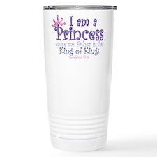 I am a Princess Travel Mug
