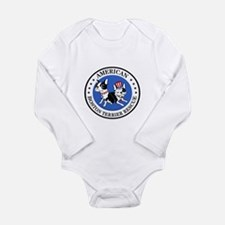 Cute Abtr Long Sleeve Infant Bodysuit