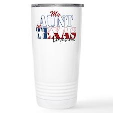 My Aunt in TX Travel Mug