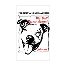 Love Machine Decal