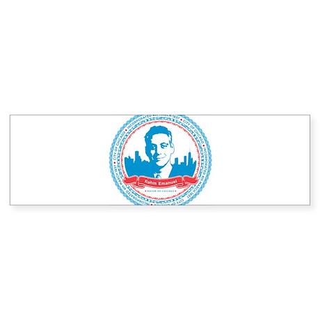 Mayor Rahm Sticker (Bumper)