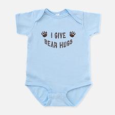 Bear Hug Infant Bodysuit