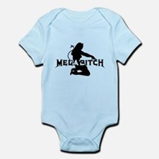 Unique Anthrax Infant Bodysuit