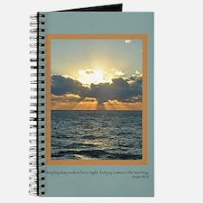 Joy (Psalm 30:5) Journal