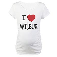 I heart Wilbur Shirt