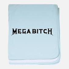 Megabitch baby blanket