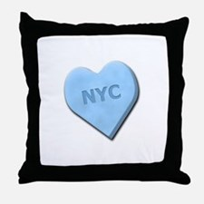 Sweetheart NYC Throw Pillow