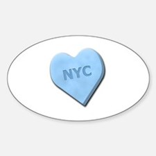 Sweetheart NYC Decal