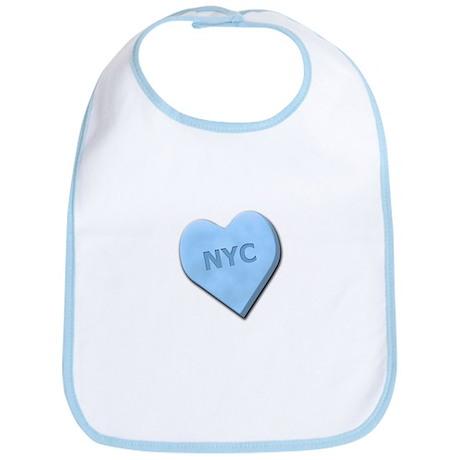 Sweetheart NYC Bib
