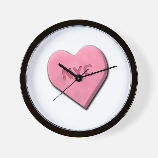 Sweetheart NYC Wall Clock