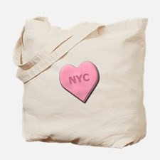 Sweetheart NYC Tote Bag