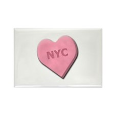 Sweetheart NYC Rectangle Magnet (10 pack)