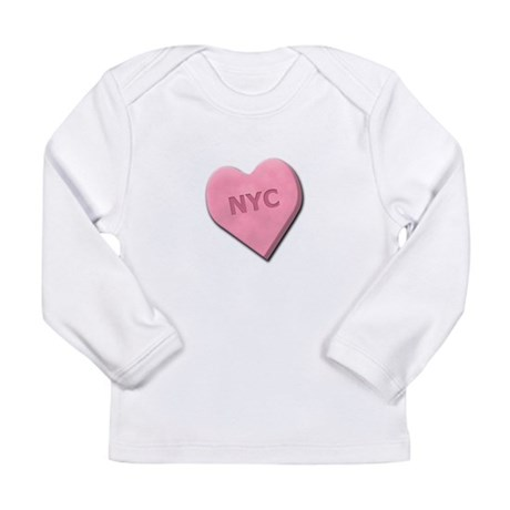 Sweetheart NYC Long Sleeve Infant T-Shirt