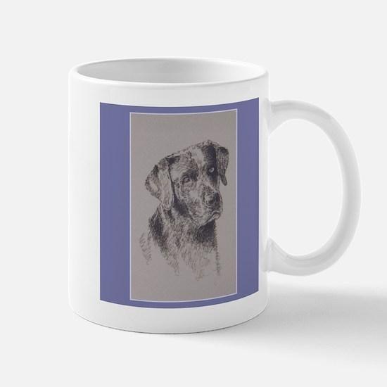 Black Labrador Retriever Mug