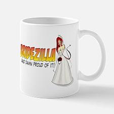 Redhead Bridezilla Mug