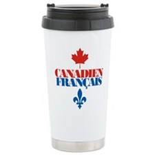 Canadien Francais 2 Travel Mug
