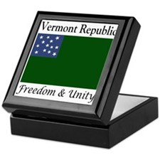 Vermont Republic Keepsake Box