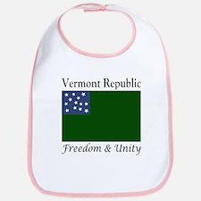 Vermont Republic Bib