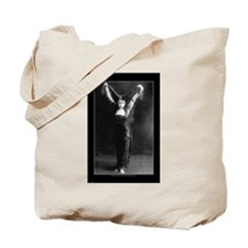 Cute Silent ladies Tote Bag