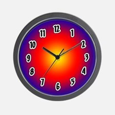<b>SERIES G:</b> Sunset Wall Clock