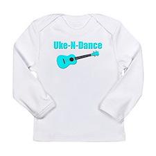 ukulele Long Sleeve Infant T-Shirt