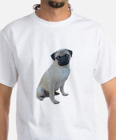 "pug picture ""artistic"" Shirt"