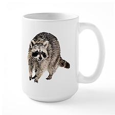 Racoon Plain Mug