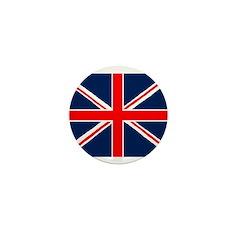 United Kingdom Mini Button