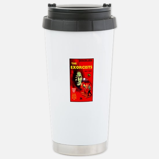 The Exorcists Stainless Steel Travel Mug