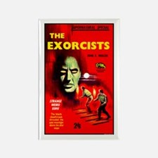 The Exorcists Rectangle Magnet