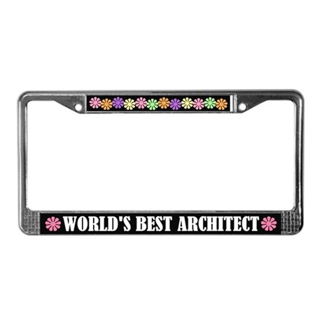 Architect License Frame