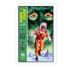 Power Sphere Postcards (Package of 8)