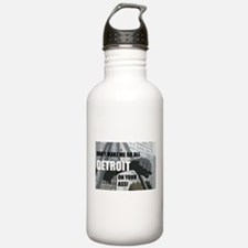 Detroit Girl Water Bottle