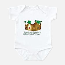 Irish Prince/Grandma/Grandpa Infant Bodysuit
