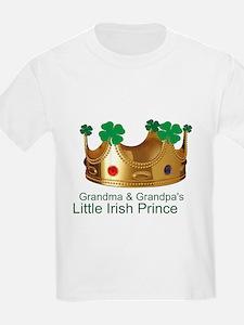 Irish Prince/Grandma/Grandpa T-Shirt