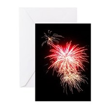 Happy Fourth of July Greeting Cards (Pk of 10)