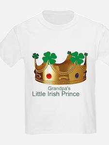 Little Irish Prince/Grandpa T-Shirt