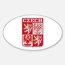 Czech Coat of Arms Decal