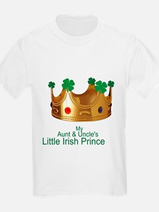 Irish Prince/Aunt/Uncle T-Shirt