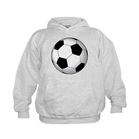 Soccer Ball Kids Hoodie