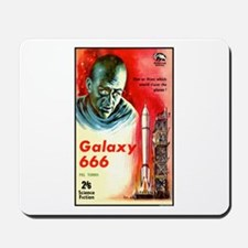 Galaxy 666 Mousepad