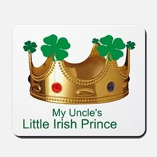 Irish Prince/Uncle Mousepad