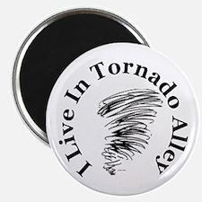 Tornado Alley Magnet